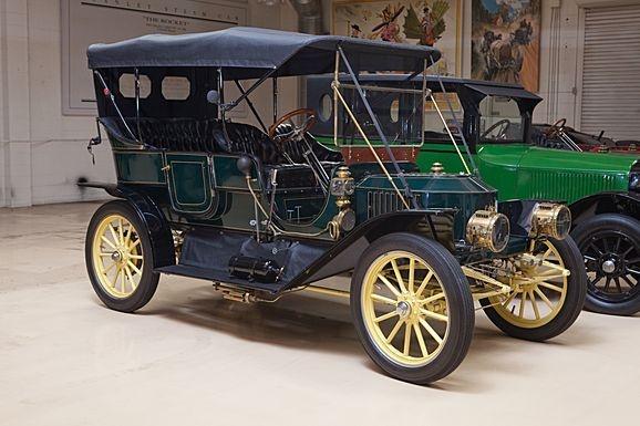 1910 Stanley Steamer Model 70