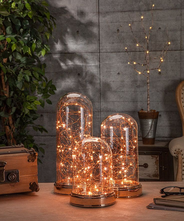 put lights in mason jars fir a similiar look look what i found on