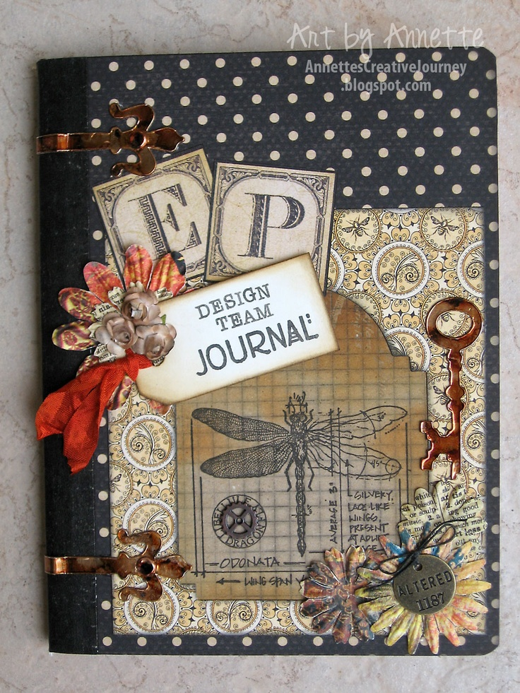 25+ best Altered composition books ideas on Pinterest