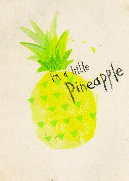 little pineapple <3
