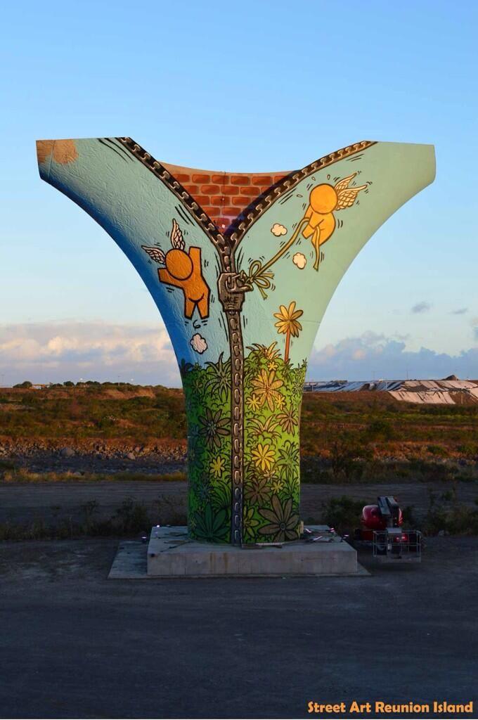 5.  Jace. Ile de la Réunion (France): les gouzous
