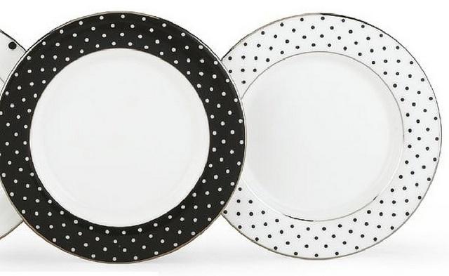 katespade larabee by coco+kelley, via Flickr Finally I found polka dot dishes!
