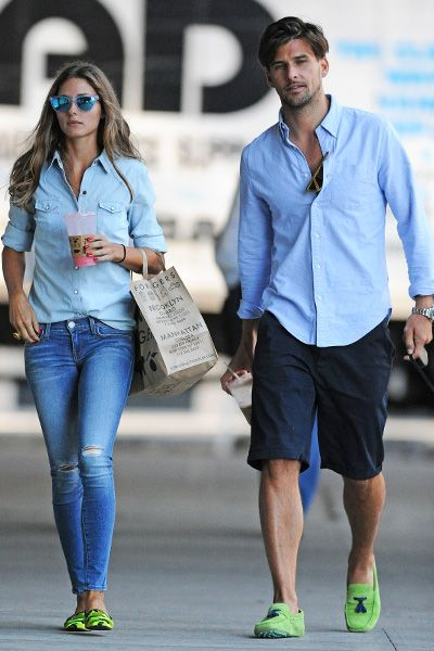 Olivia Palermo and Johannes Huebl: A Style Tribute to the Gorgeous Newlyweds - August 16, 2013 from #InStyle