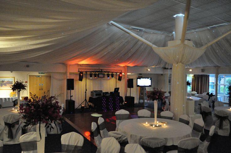 Reception Room - Coach House Suite - Venue