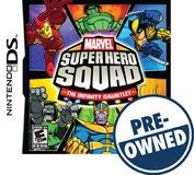 Marvel Superhero Squad: The Infinity Gauntlet — PRE-Owned - Nintendo DS