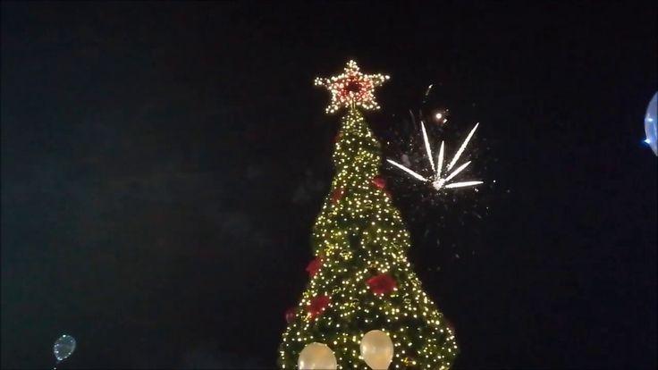 Φωταγώγηση Χριστουγεννιάτικου Δέντρου 2017 - Λαύριο