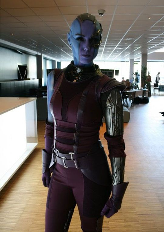 Nebula Cosplay Done Right ^Talent