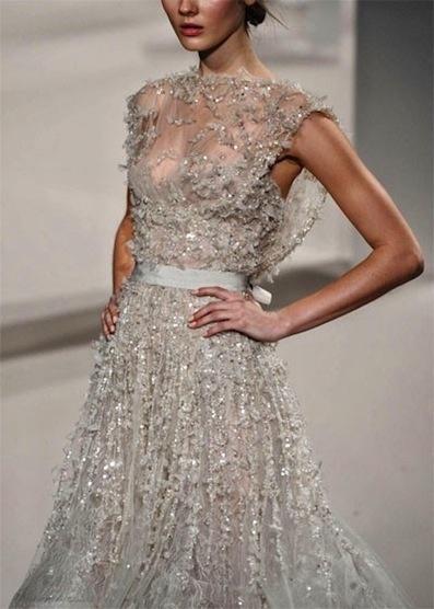 runway dress