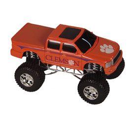 Orange Jeep Truck >> Clemson Tiger Toy Truck #clemson | Clemson Toys and Games | Pinterest | Clemson tigers, Toy ...