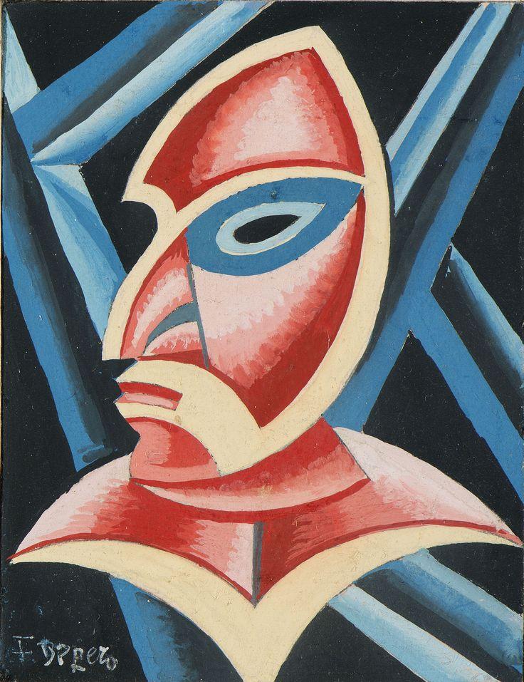 Fortunato Depero (1892-1960, Italy), Collezione Zavattini