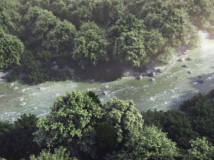 River, created by Johannes Englert.