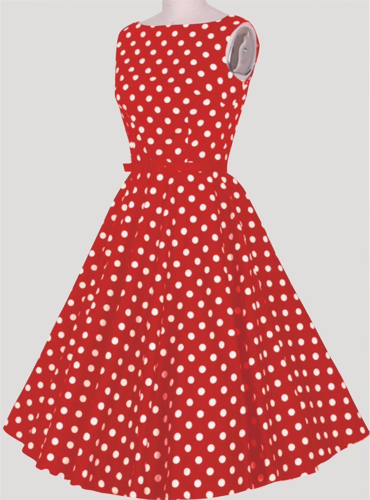 >> Click to Buy << party wear dresses online clothes shopping bridal shower bohemian uk designs oasis cotton red white polka dots #Affiliate