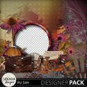 Autumn Memories Elements, a digital scrapbooking kit from MyMemories Digital Scrapbooking.