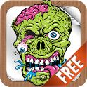 """Play """"Zombie Crush"""" - the cutest little zombies ever;) Get the free app from  iTunes: https://itunes.apple.com/us/app/zombie-crush/id659292100?mt=8  Google Play: https://play.google.com/store/apps/details?id=com.sam.zombiecrush"""