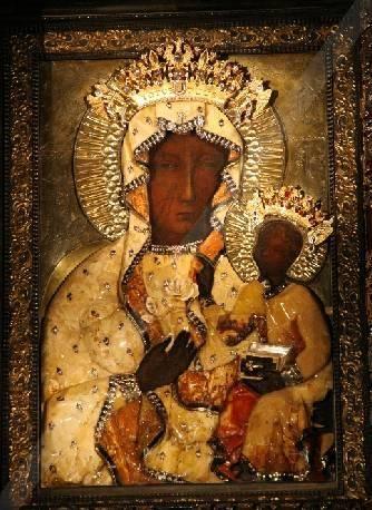 The Black Madonna of Poland