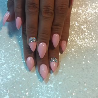 full set acrylic nails price - Google Search