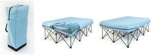Portable bed frame - Air mattress frame