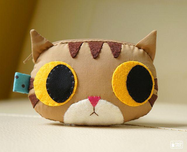 Hermoso gatito.