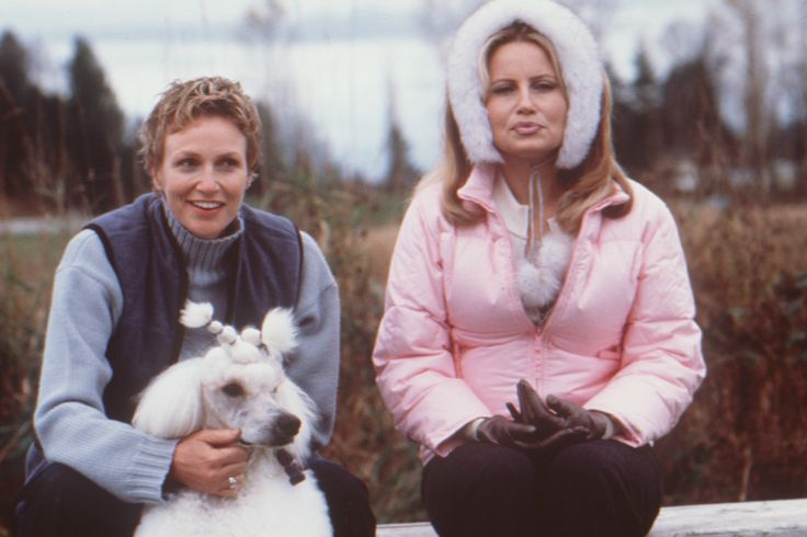 """Jane Lynch and Jennifer Coolidge in """"Best in Show"""""""