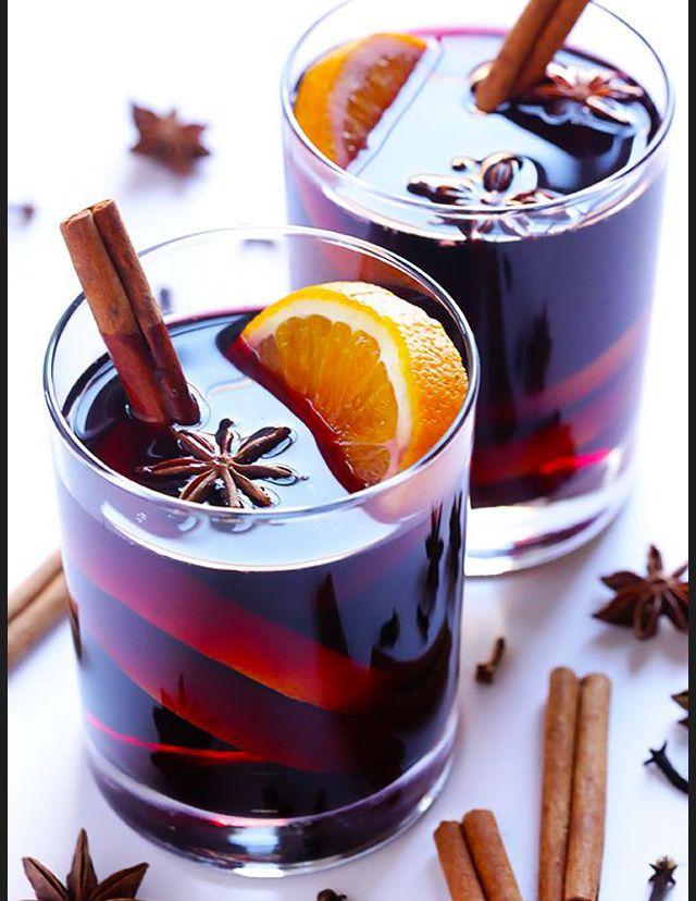Les meilleures boissons chaudes de l hiver gluhwein