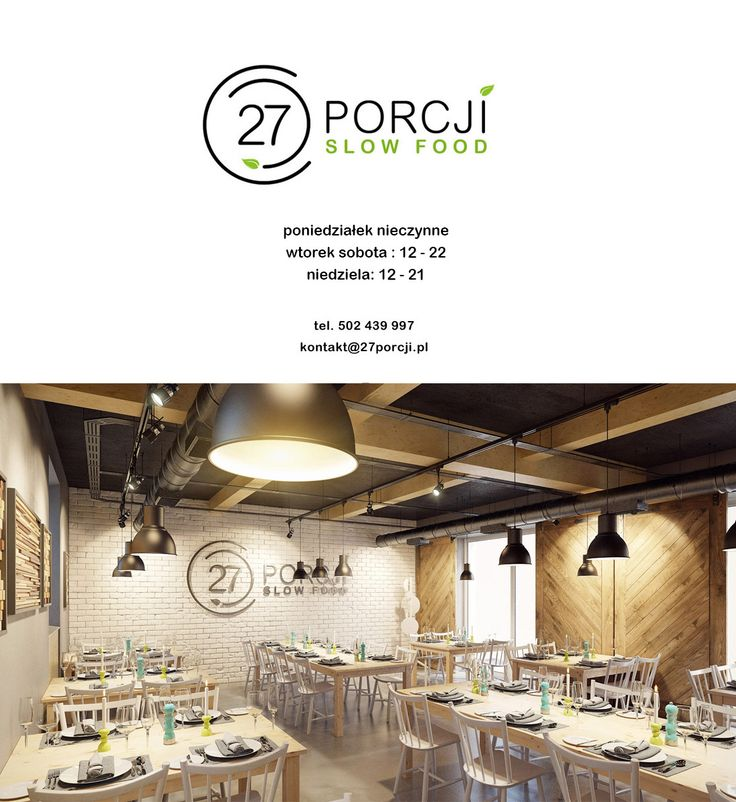 227 porcji - SLOW FOOD