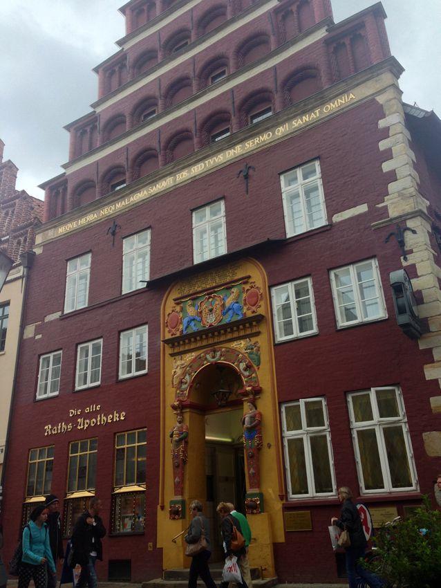 Lüneburg - alte Apotheke