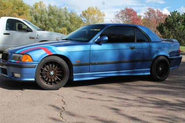 1999 BMW M3 (Colorado Springs) $6300: Selling my precious because I am moving. M3's are extremely hard to come by. This M3 has 132,000…