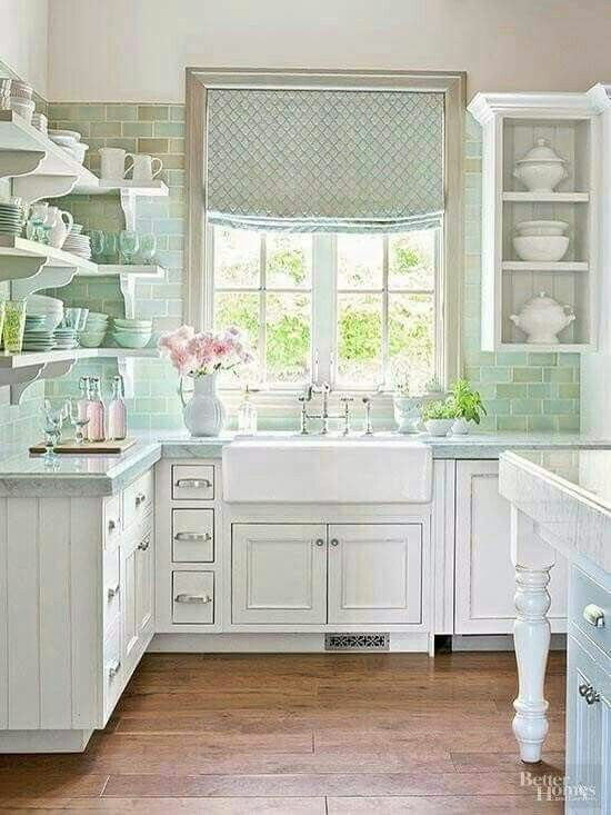 Country Kitchen | Country, Shabby. Chic, Cottage, French ...