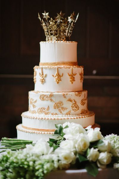 Elegant Bowery Hotel Wedding Wedding Cake Cupcakes Love