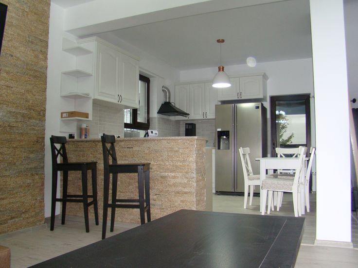 Casa Joita 1 - bucatarie open space