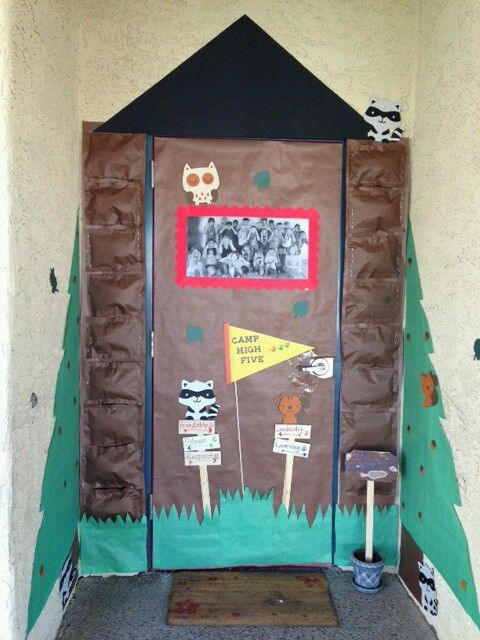 High School Classroom Decor Themes ~ Best camp theme images on pinterest camping