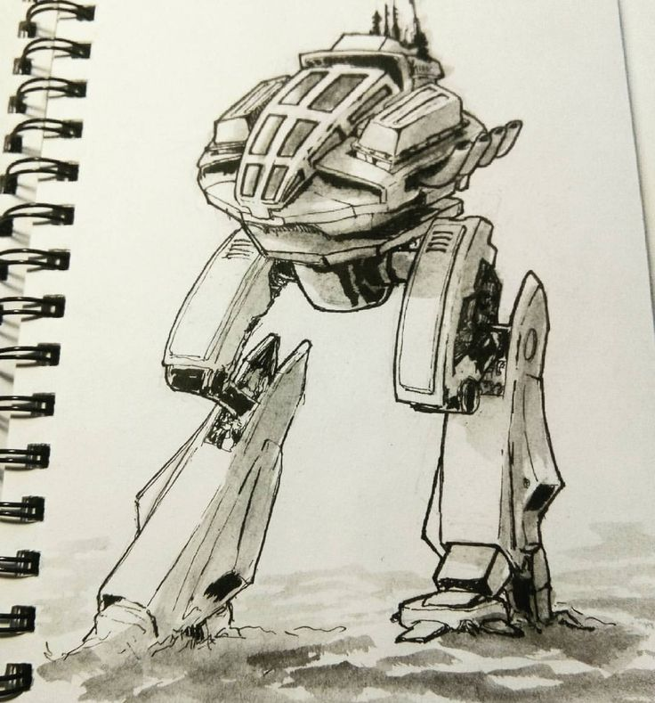 March of Robots 2017  Day 04.  .  .  #marchofrobots2017 #marchofrobots #mech #airplane #gameart #gamedesign #gamedev #conceptart #gameartist #sciencefiction #scifiart #drawings #drawing #inking #sketch #sketchbook #robot