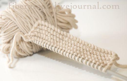 Наборный край в виде шнура - Fibergraph Studio's Blog