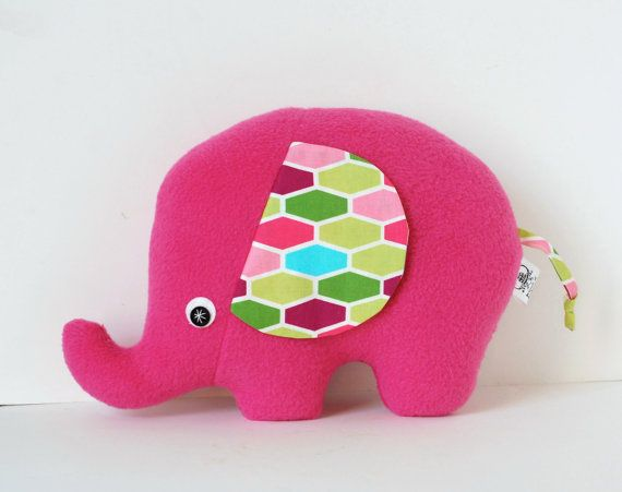Unique Baby Toys : Best images about fabric elephant dk on pinterest