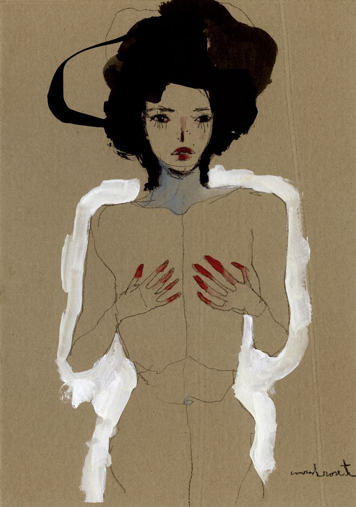 Conrad Roset - Muse #713