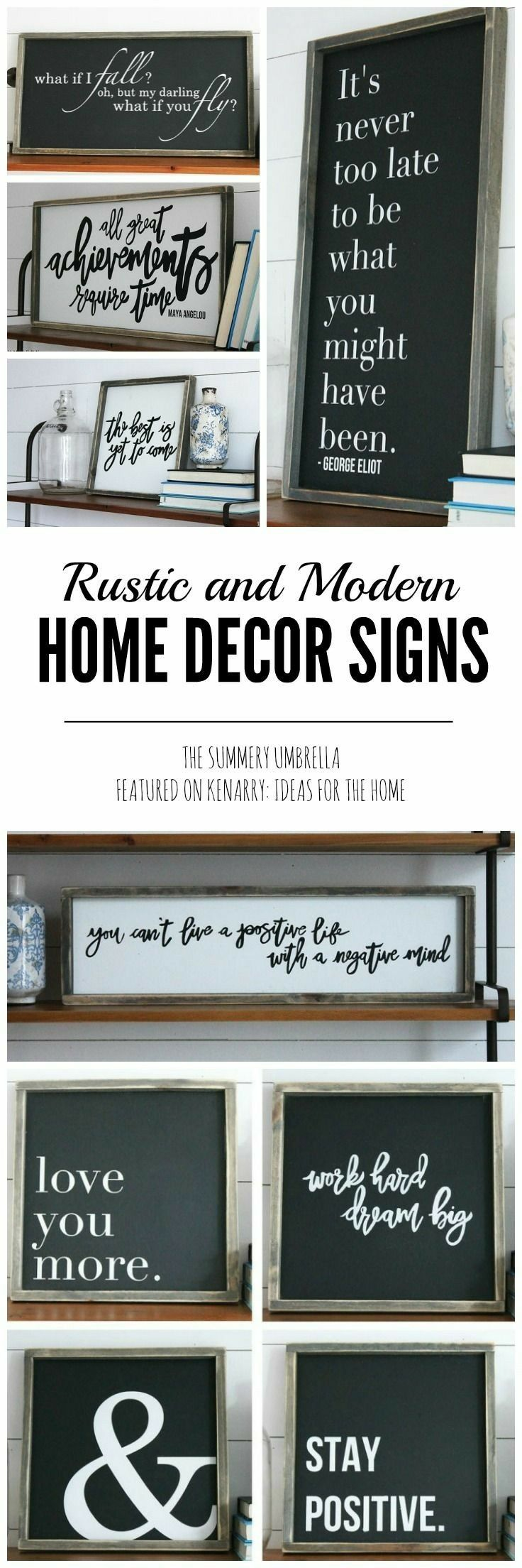 Home Decor Signs Quotes: Best 25+ Kitchen Chalkboard Quotes Ideas On Pinterest