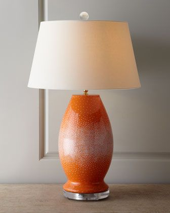 Sunburst table lamp by john richard collection at horchow