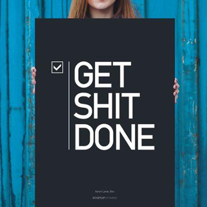 decovry.com - Startup Vitamins | Motiverende posters