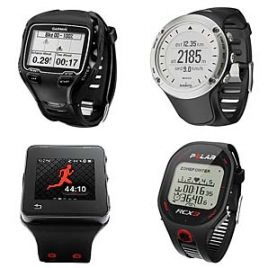 Some Fitness Watches, heart rate monitor and gps. I like the sportline.