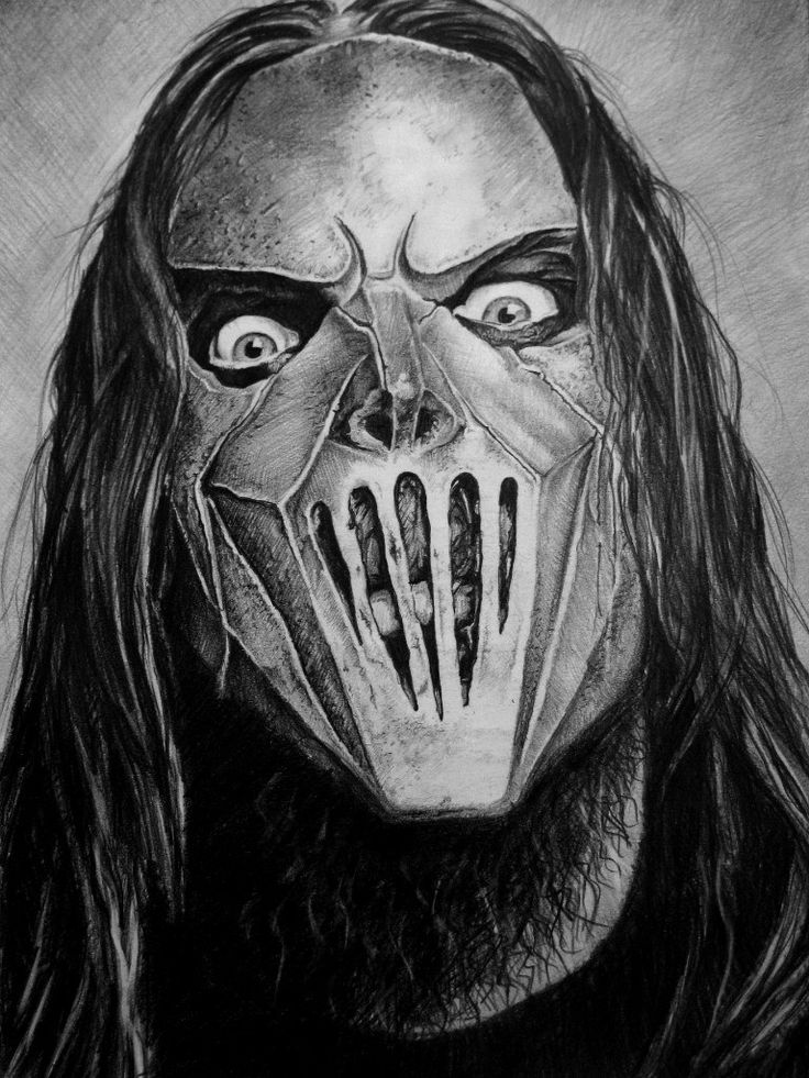 mick thomson by corey33