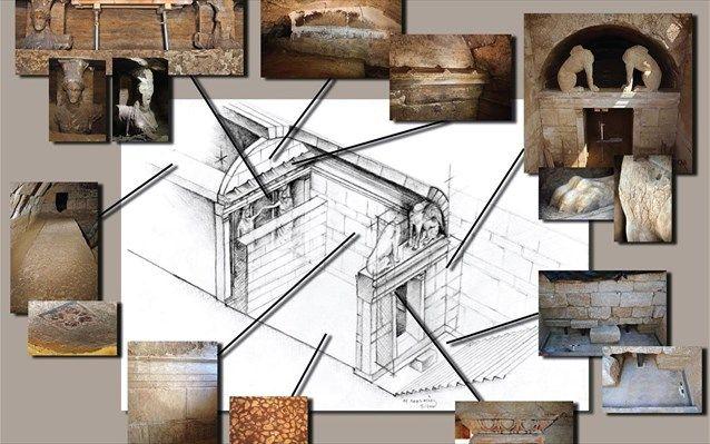 ΜΑΡΓΑΡΙΤΙ ΗΠΕΙΡΟΣ: Αμφίπολη: Παρουσίαση της πρώτης σχεδιαστικής αναπα...