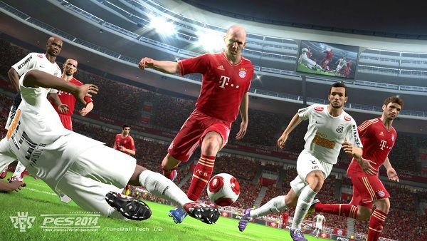 Today Konami announced that fans of Pro Evolution Soccer can expect the next iteration of the game to be released on September 24th worldwide. This means that gamers will be able to experience PES 2014 as it takes advantage of Kojima Productions' FOX Engine in what the company is calling a more fluid soccer experience.