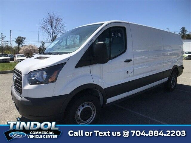 Ebay Advertisement 2018 Transit Connect 2018 Ford Transit 350 0 Oxford White 3d Low Roof Cargo Van Ecoboost 3 5l