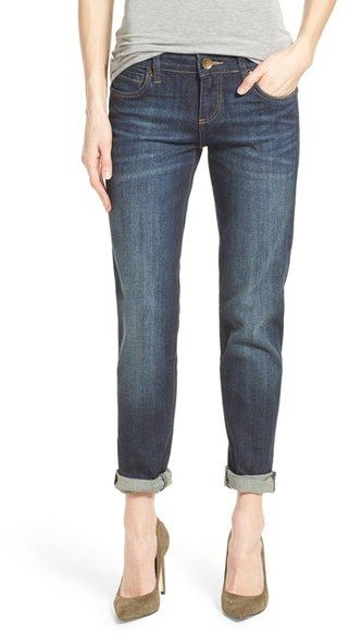 KUT from the Kloth 'Catherine' Boyfriend Jeans (Royal)