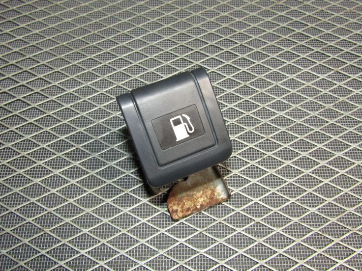 87-91 Toyota Crown Royal Saloon OEM Gas Door Release Lever Switch