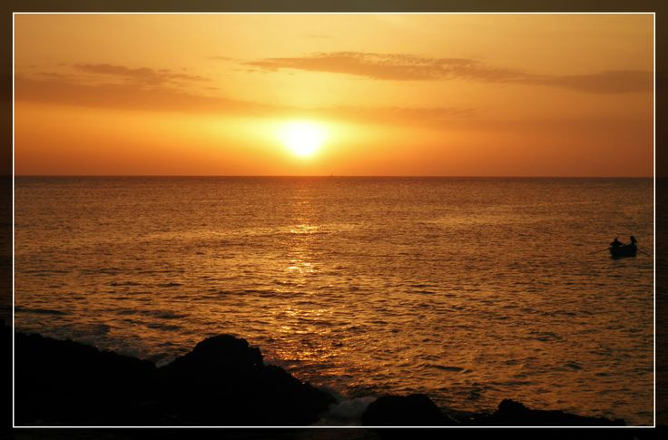 Sunrise in Monopoli - Puglia (Italy)