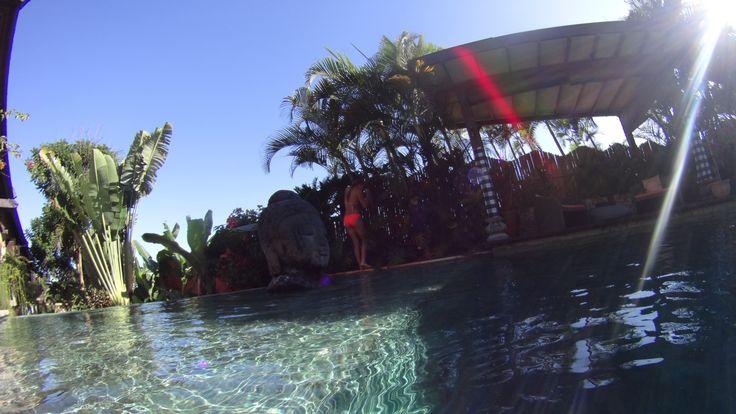 #pool #lightleaks