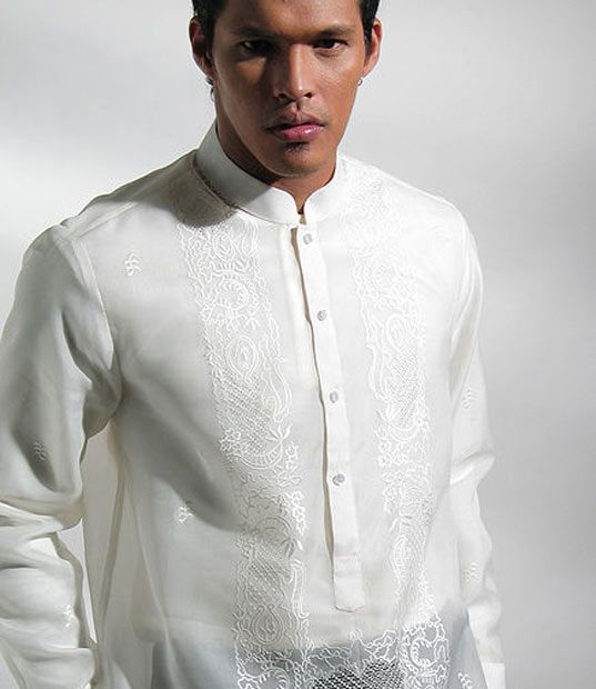 17 best images about filipino on pinterest the for Best untucked shirts for men