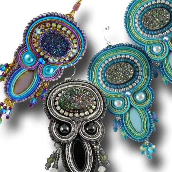 beautiful style earrings