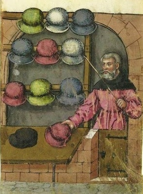 Hatmaker. Landauer Twelve Brother's House manuscript. Originally found on the…